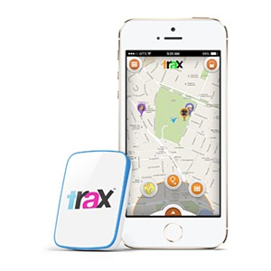 Trax tracking device