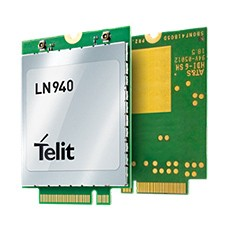 Telit LN940 data card