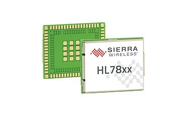 Sierra Wireless Integrates SIM, Security and GNSS into Industry's Smallest, Lowest Power Multi-Mode LPWA Modules
