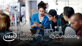 Intel IoT Solutions Alliance and Cumulocity