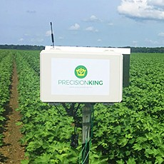Precision King and AT&T Help the Farming Industry Grow