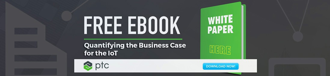 Header White Paper Business Case IoT PTC