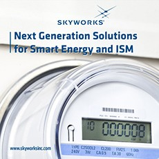 Skyworks Unveils Next Generation Solutions for Smart Energy and ISM Markets
