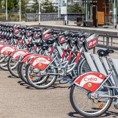 Smoove bike station