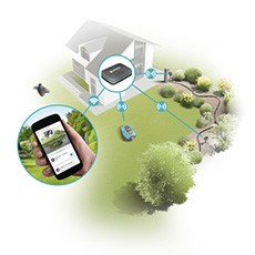 Technology from Seluxit strengthens Husqvarna Group's IoT offerings