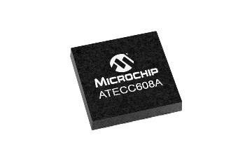 Microchip ATECC608A security chip for LoRaWAN devices
