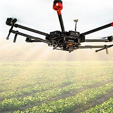 drones for smart agriculture