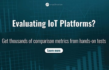 IoT Platform Test Lab Data for Industrial Entreprises