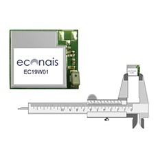 Econais Launches the World's Smallest, Smartest and Most Integrated Wi-Fi (SiP) Module