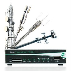 Digi Launches World's First Carrier-agile M2M Routers with Gobi 4G LTE Technology