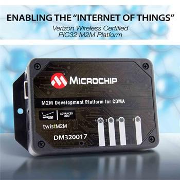 M2M development platform for CDMA