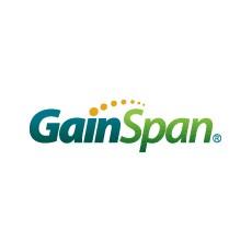 GainSpan logo