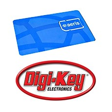 Aeris and Digi-Key Offer an Innovative IoT Connectivity Platform