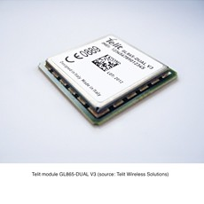 Telit GL865 Dual V3 M2M module