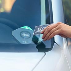 local motion keyless vehicle access