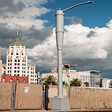 Los Angeles is the World's First City to Deploy Philips' Smartpole Street Lighting with Fully Built in 4G Lte Wireless Technology from Ericsson