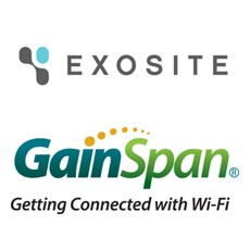 """GainSpan and Exosite Partner to Bring Cloud Connectivity to """"Internet of Things"""""""