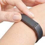 FitBit wearable device