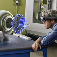 Augmented Reality with Microsoft HoloLens