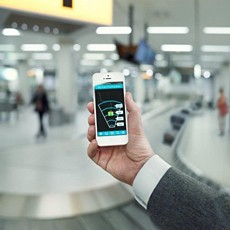 KPN connected luggage solution