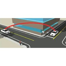 advanced warning collision system