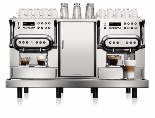 Nespresso selects Sierra Wireless to provide a comprehensive remote management solution for its range of professional coffee machines