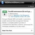 M2MworldNews.com mobile version