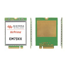 Sierra Wireless Airprime EM73xx M2M module