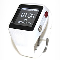 mCareWatch launches its latest design at CeBit 2015