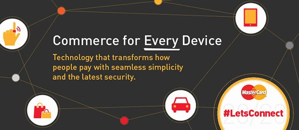 MasterCard Commerce for Every Device banner