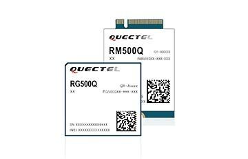 Quectel 5G modules