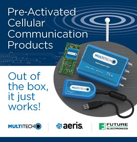 MultiTech Pre-Activated Cellular