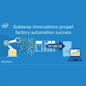 Intel IoT and Big Data for manufacturing