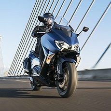 Vodafone telematics expertise supports Yamaha's first connected scooter