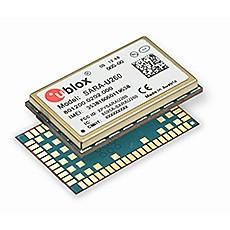 u-blox SARA U260 3G M2M module