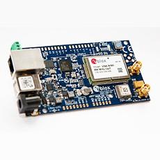 u-blox IoT board