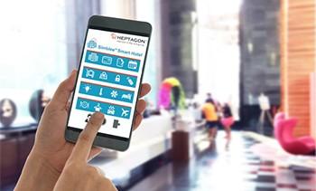 Heptagon smartphone app