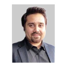 Sam Khan headshot, Vice CEO GlobalTop Technology