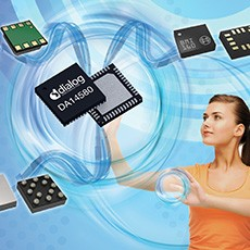 Dialog Semiconductors and Bosch low power smart sensors
