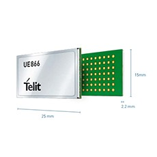 Telit UE866 3G M2M module