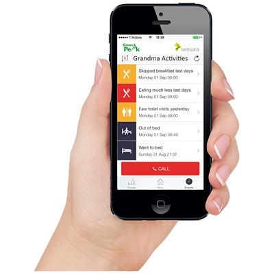 GreenPeak Senior Lifestyle app