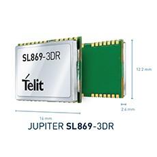 Telit New Autonomous Navigation IoT Module Relies on Internal Sensors to Deliver Class-leading Dead Reckoning Accuracy