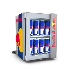 c4f32fdbfd2 AT T will connect up to 1 million Red Bull branded beverage coolers around  the world.