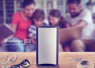 Bitdefender Box in home environment
