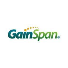 GainSpan logo