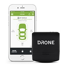 DroneMobile Expands Connected Car Lineup; Adds AT&T as Connectivity Provider