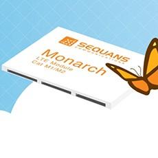 Sequans Monarch LTE module