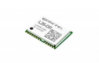 Quectel L26-DR GNSS module
