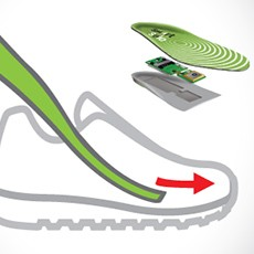 KORE Position Logic Powers GPS SmartSole Solution for Patients and Caregivers