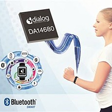 Dialog Semiconductor SmartBond Bluetooth chip